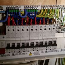 Consumer Unit After